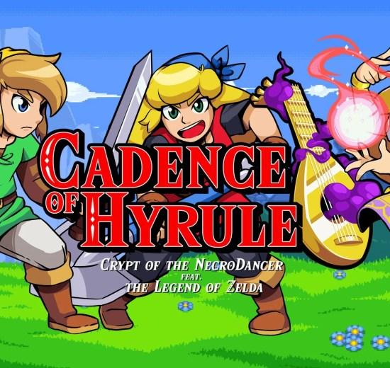 Review: Jogue na batida de Zelda em Cadence of Hyrule (Switch) 4