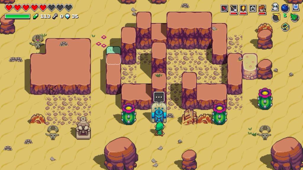 Lembre-se sempre de ativar as sheikah stones para liberar pontos do mapa