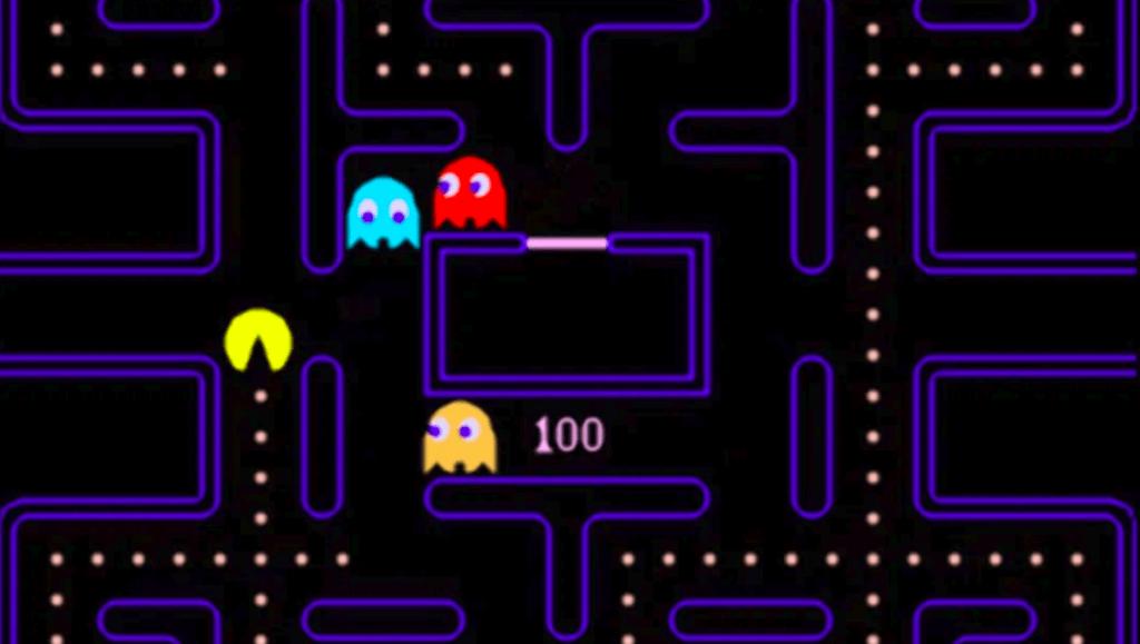 Quem nunca se divertiu no labirinto cheio de fantasmas de Pac-Man?
