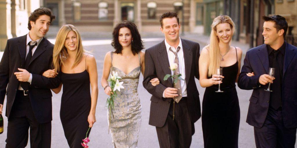 Sucesso absoluto dos anos 90, Friends é uma das séries mais bem-sucedidas de todos os tempos e que vale a pena uma maratona na Netflix