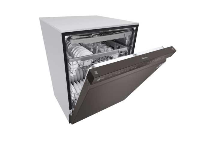 Máquina de lavar louça também chega em o sistema SmartThinQ para se conectar ao Wi-Fi e se integrar à Casa Conectada