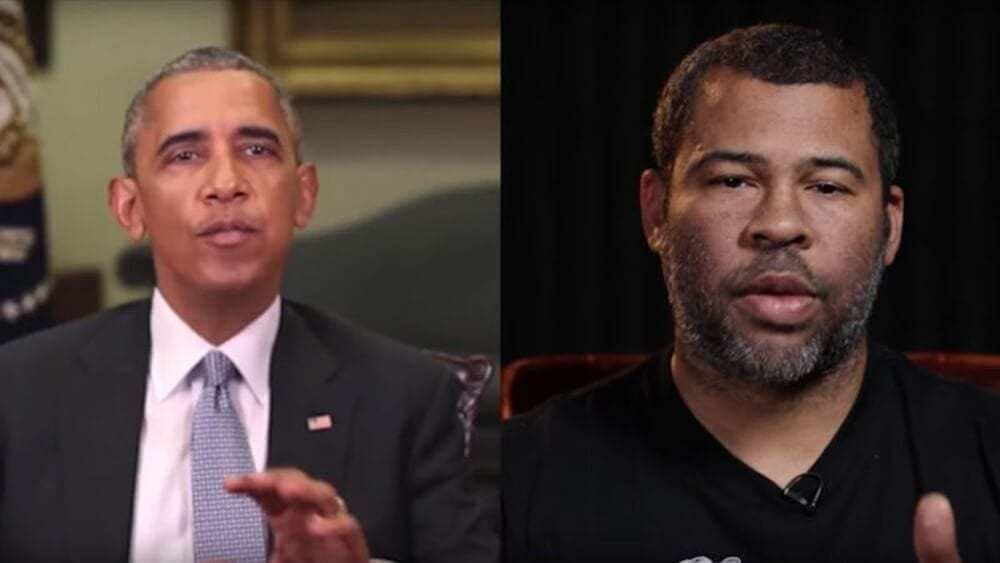 Em vídeo falso, movimentos e falas e de Obama são controlados pelo ator e diretor Jordan Peele