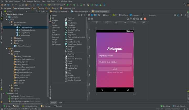 Android Studio é o aplicativo oficial para jogos de Android