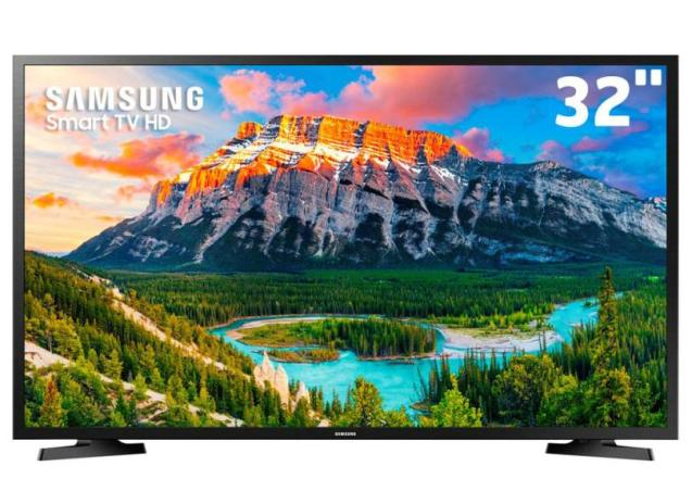 Telas gigantes nem sempre são a melhor opção, sendo a Série 4 da Samsung uma das TVs mais buscadas no mês de maio