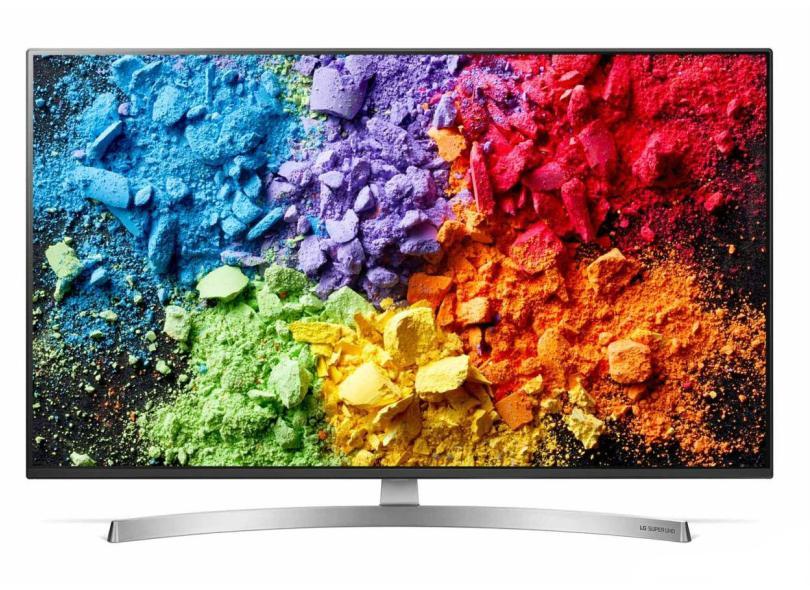 TV ideal para ambientes médios ou amplos, onde a distância entre a TV e quem vai assistir