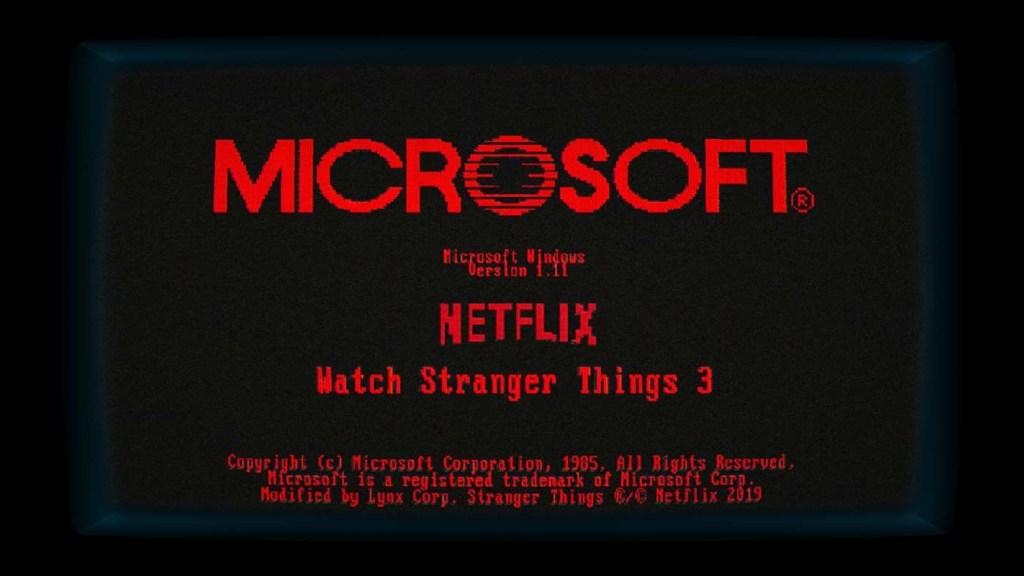 A Microsoft disponibilizou o aplicativo Windows 1.11