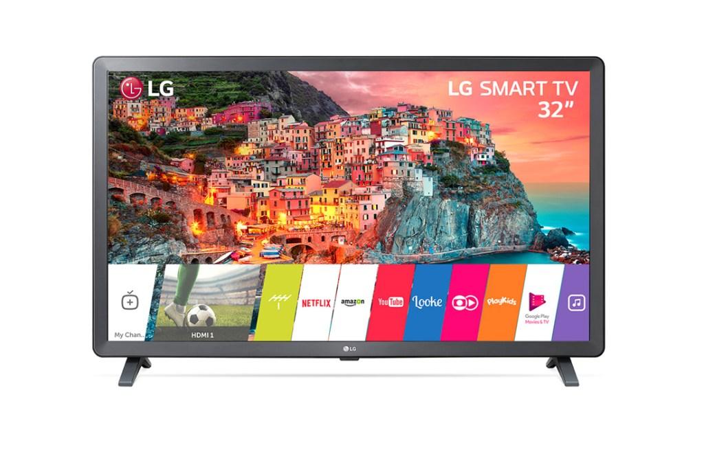 Smart TV acessível da LG fica entre os modelos premium na lista