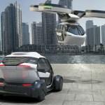 carros voadores já são realidade hoje em dia