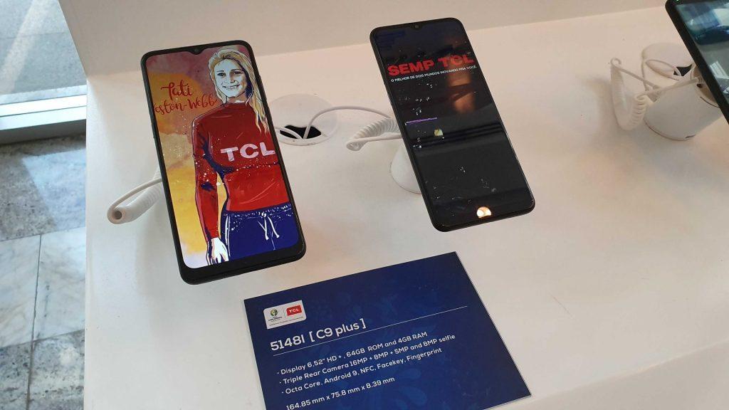 C9 Plus é smartphones com maior tela do mercado