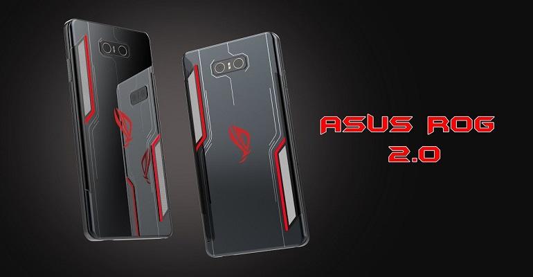 Novo chip Snapdragon 855 Plus - Rog Phone 2