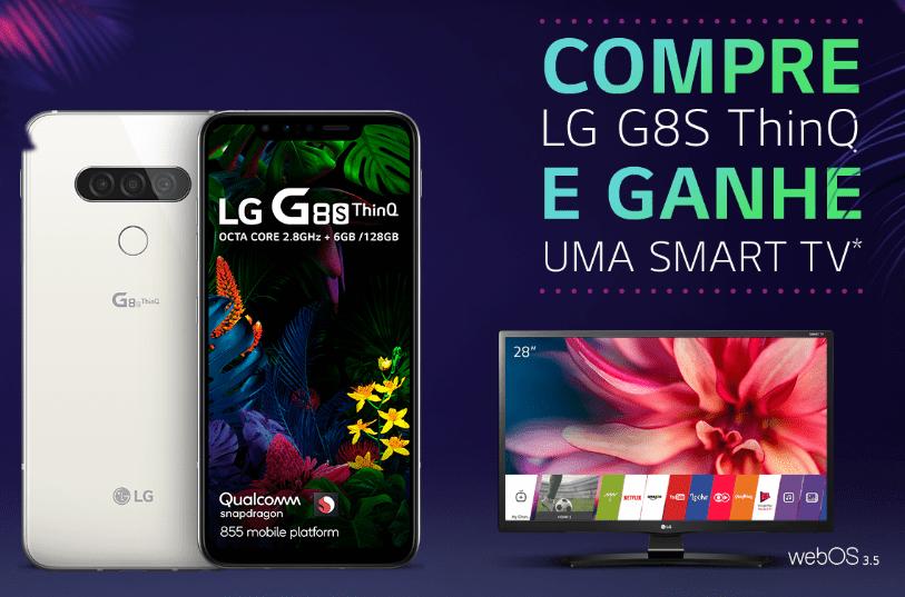 LG G8s ThinQ chega ao Brasil com tecnologia Air Motion por R$ 4.300 5