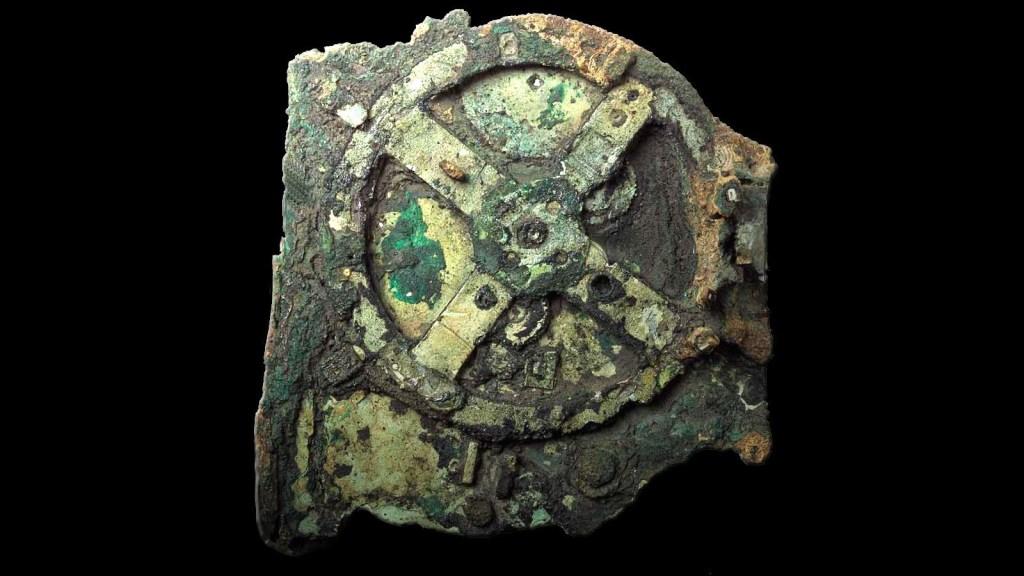 mecanismo de Antikythera  história do computador
