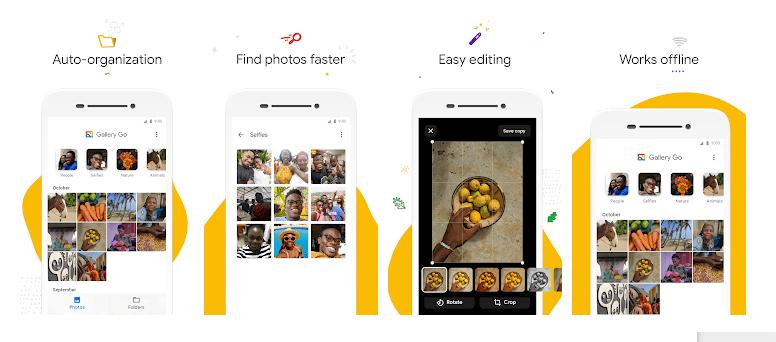 O Gallery Go é destinado a usuários que não possuam conexões acima da média