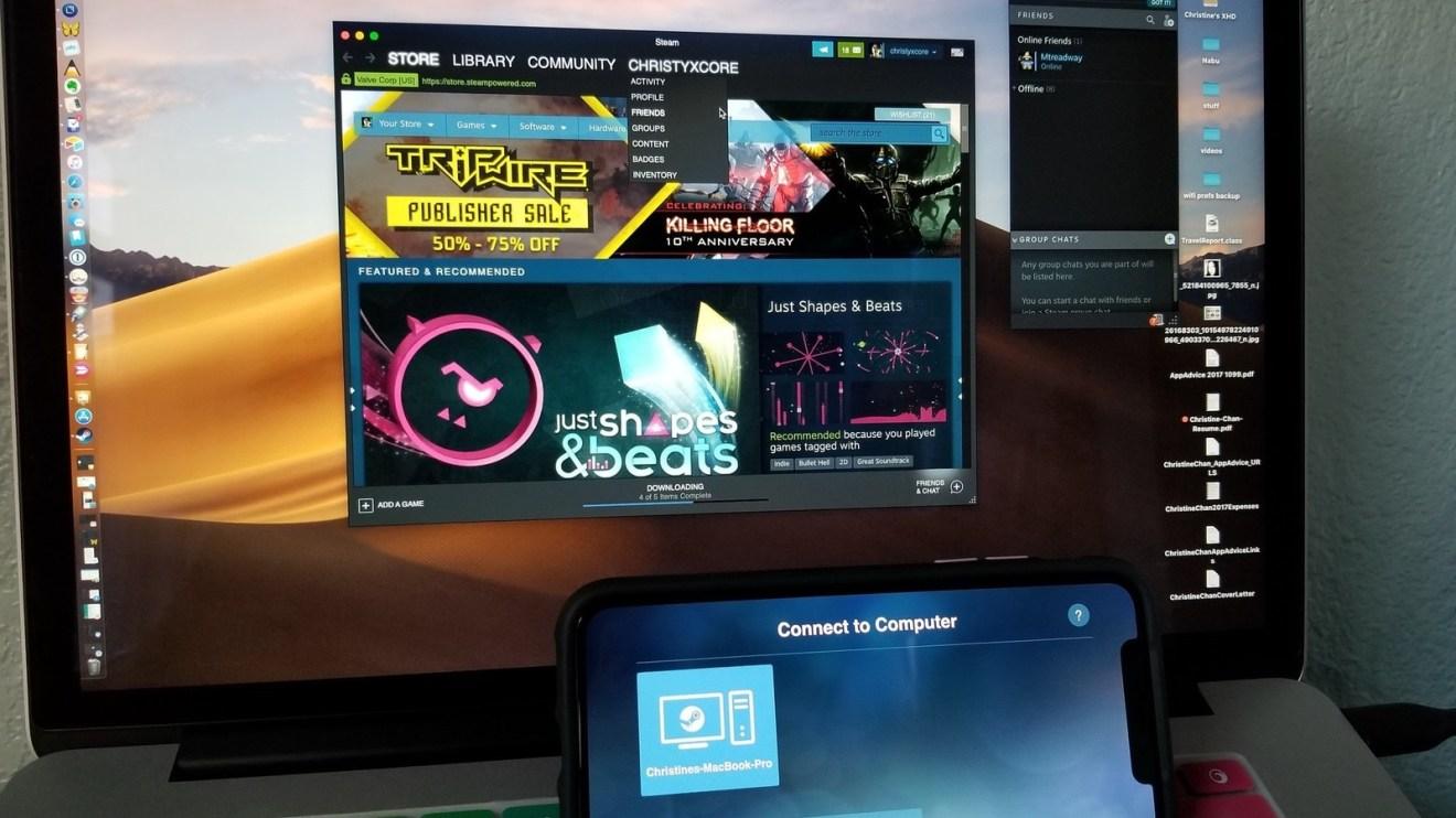 Saiba como jogar todos os seus games do Steam no smartphone 6
