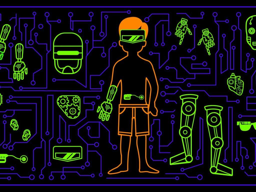 Vivienne Ming explica como transforma seu filho em um ciborgue por meio da tecnologia (Imagem: qz.com)
