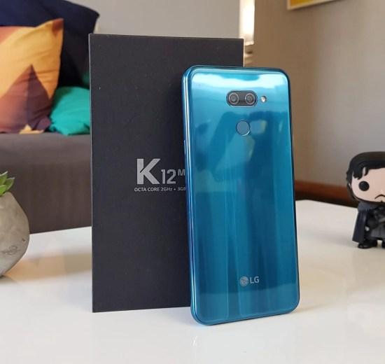 Smartphone da LG é uma evolução do K12+, lançado no começo do ano