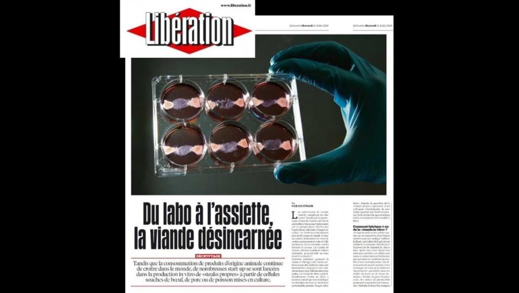 """Suprême foi destaque no jornal francês """"Liberátion"""""""