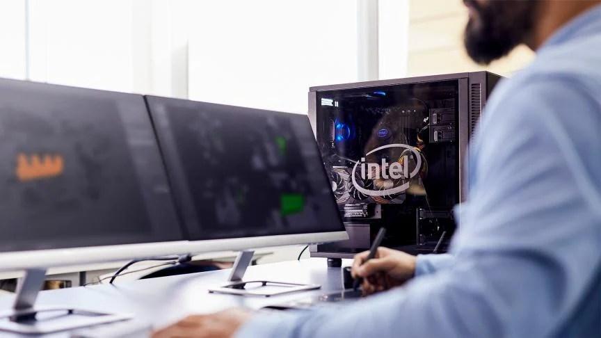 Intel Adaptix na 10ª geração Comet Lake