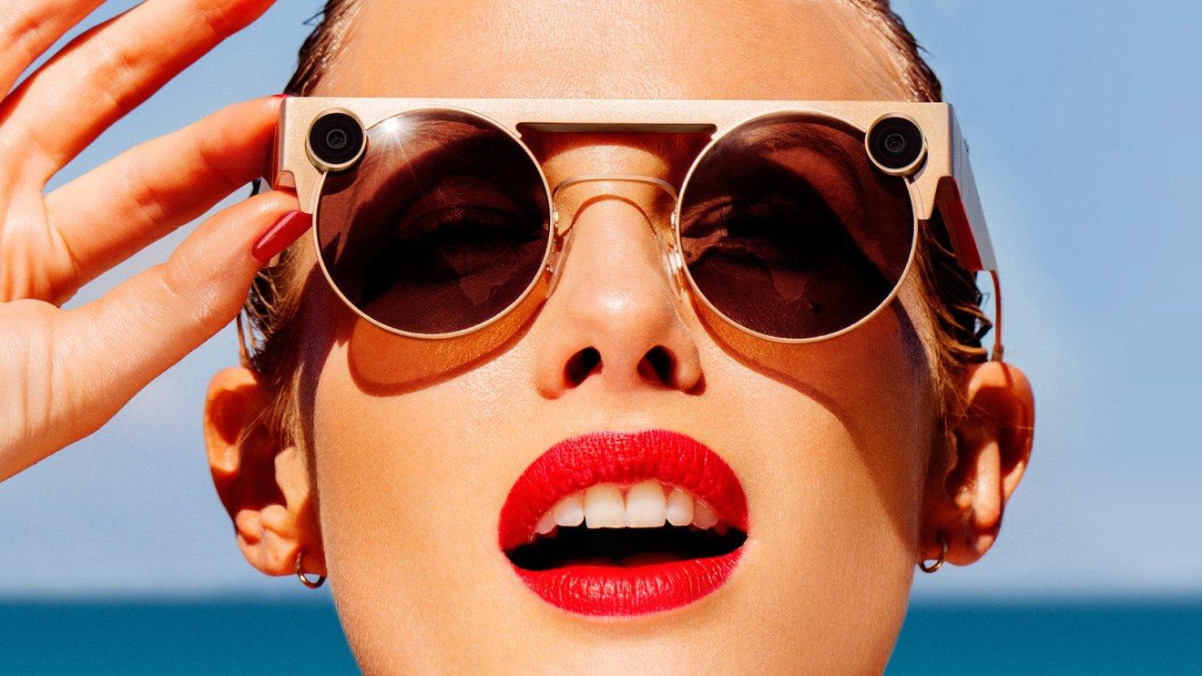 Snap's Spectacles 3: terceira geração do óculos agora tem Realidade Aumentada 3