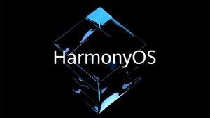 Foto oficial do Harmony OS