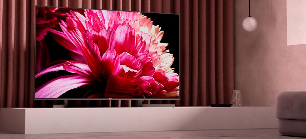 Sony renova TVs XBR 4K no Brasil por até R$ 36 mil; conheça 6