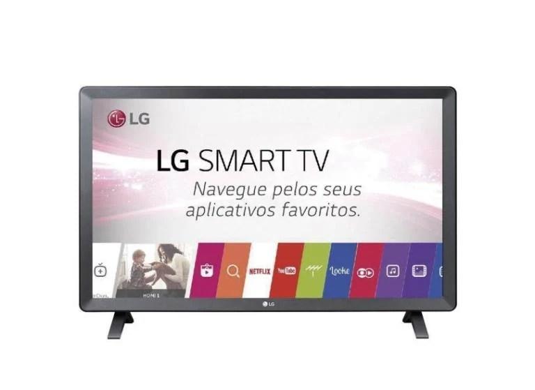 A pequena notável na lista de Smart TVs