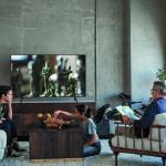 Saiba por que a smart TV RU7100 da Samsung deve ser a sua primeira 4K 3