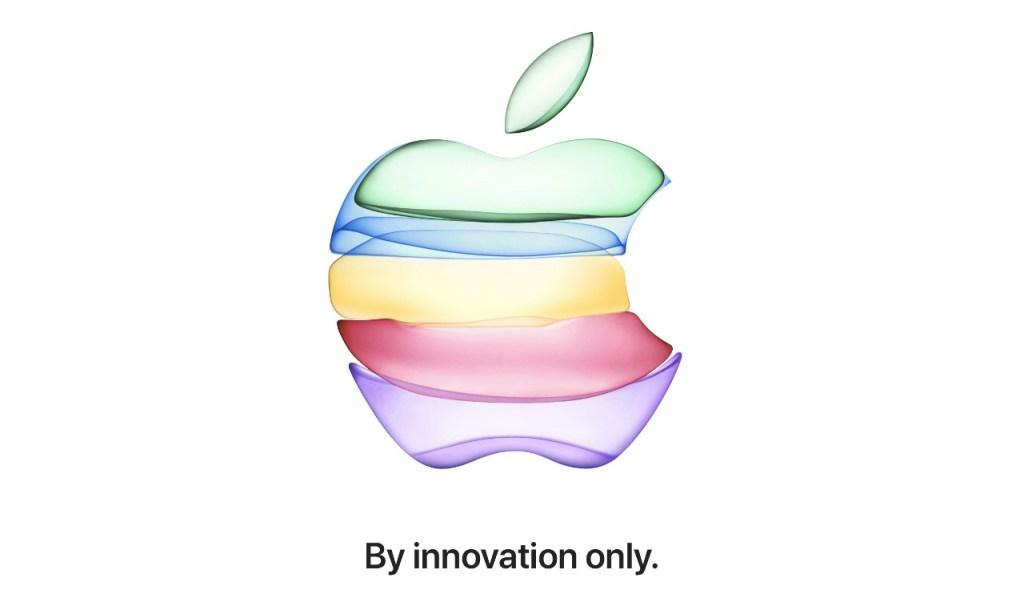 """Com os dizeres """"By innovation only"""", a empresa demonstrou que o evento foi focado em inovações"""