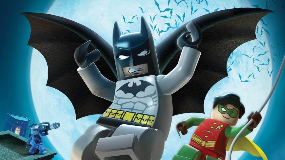 Foto destacada do Batman Free Week