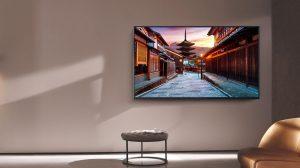 Motorola lança linha de smart TVs com Android e resolução 4K 9