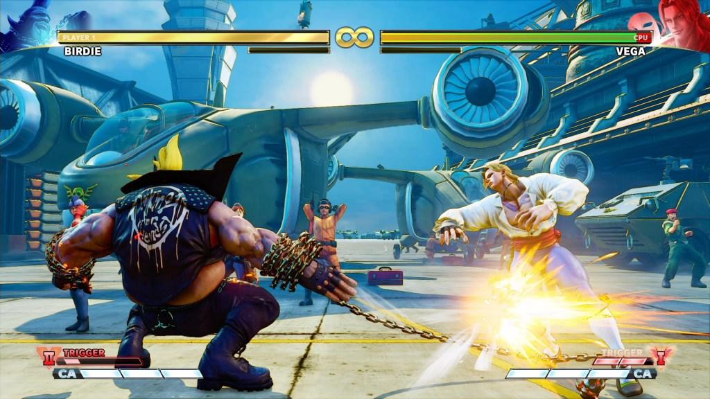 Street Fighter V e Rocket League no Intel World Open nos Jogos Olímpicos de Tóquio.