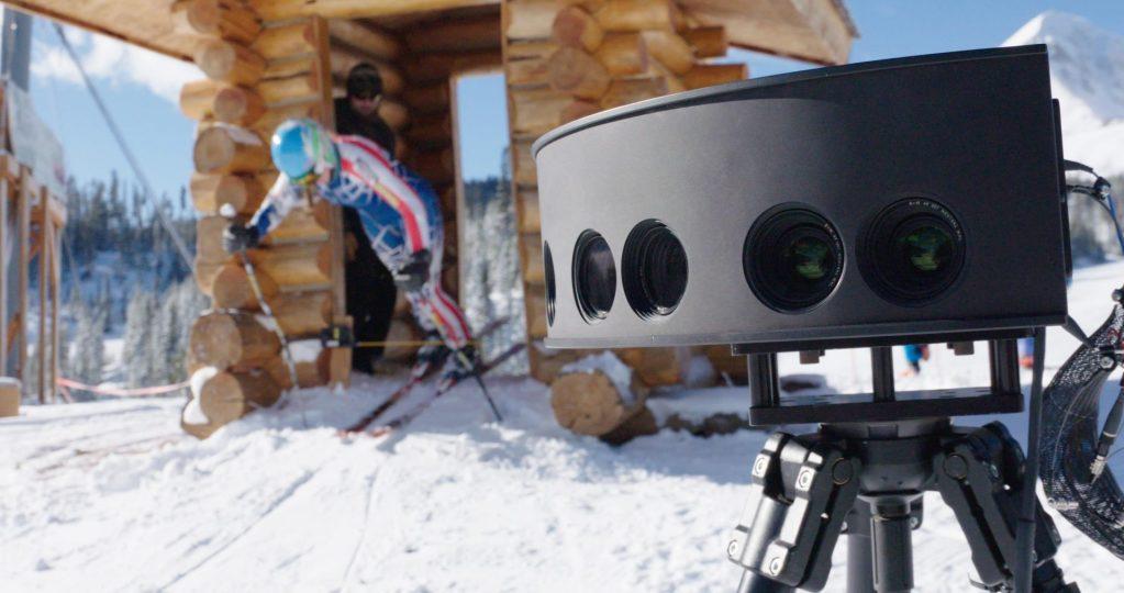 Intel VR nos Jogos Olímpicos de Tóquio em 2020