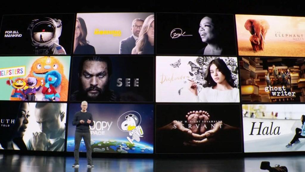 Apple TV+ Produções