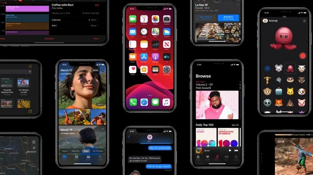 Os novos modelos do iPhone 11 e o iOS 13 prometem fazer a bateria dos aparelhos durar mais