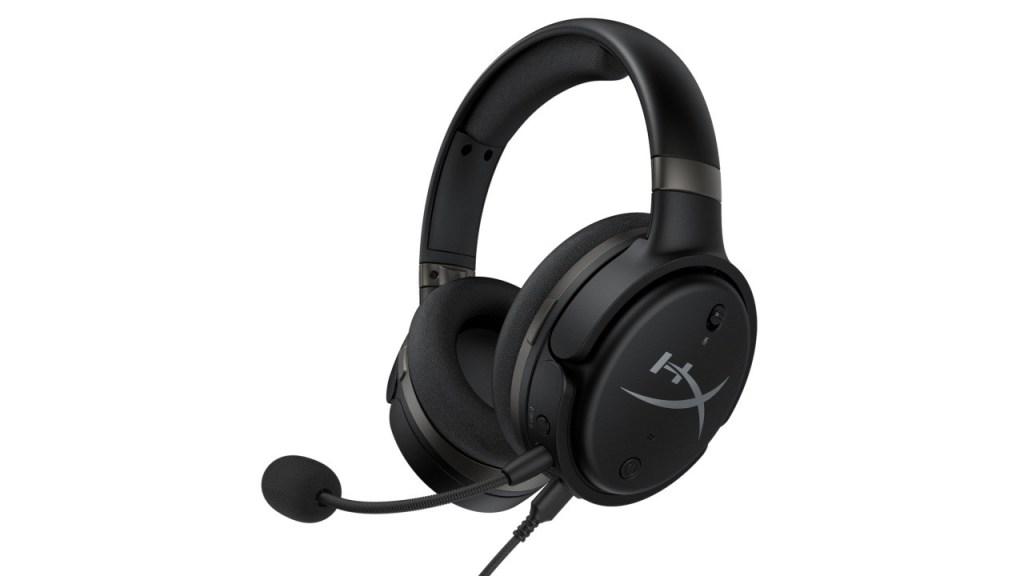 De novidades de hardware, a HyperX traz novo headphone