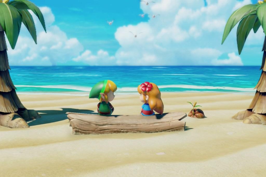 Pronto para visitar a ilha Koholint e desvendar os mistérios de Link's Awakening?