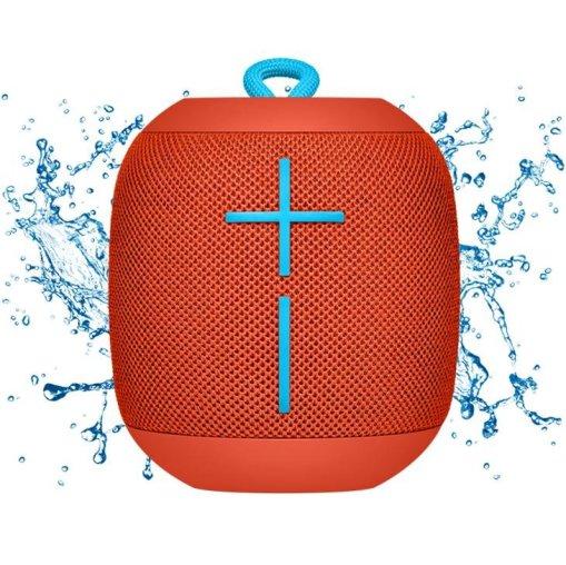 A caixa de som da Logitech é à prova d'água e tem 10 horas de duração