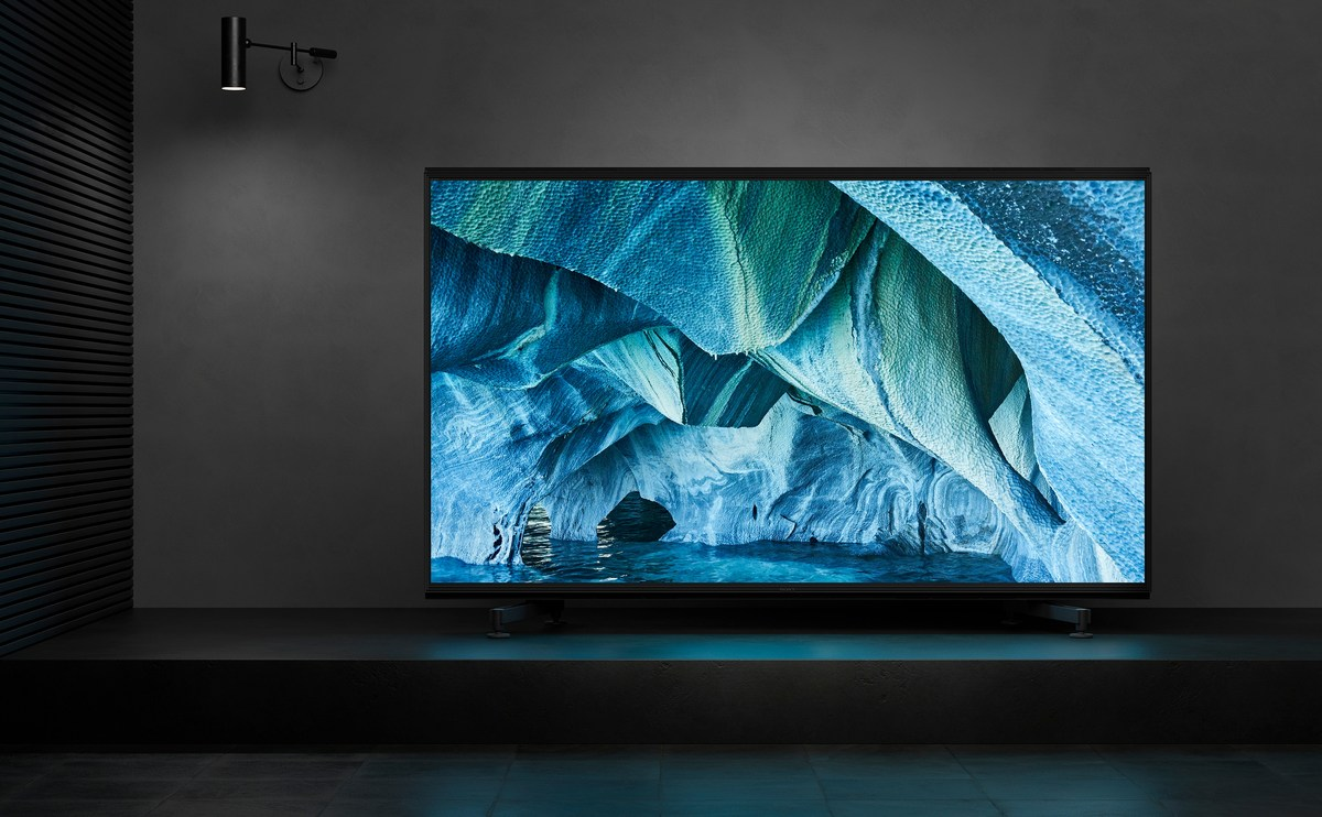 Com a linha Master Series, a Sony entra definitivamente no mercado de TVs 8K