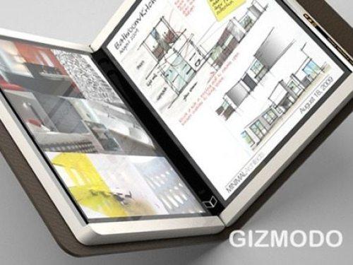 microsoft courier booklet1 thumb 450x326 - Microsoft Courier - Imagens e vídeo do novo gadget da empresa