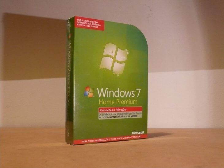 11 - Windows 7: ele está entre nós