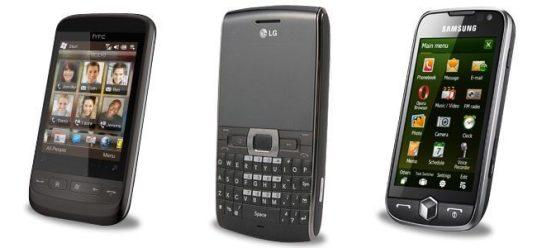 Samsung Omnia II HTC Touch 2 - Tudo sobre o Windows Phone