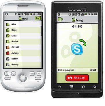 Combo: Google Buzz, Google Maps, Fring e Orkut para celulares Android 6
