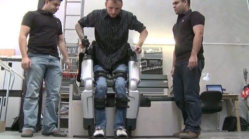 rex bionics 500 - Rex: o exoesqueleto robótico