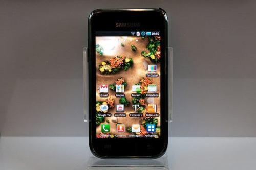 GAlaxyS 500x333 - Surpresa: Sansung Galaxy S brasileiro será o mais completo de todos