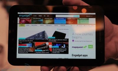 samsung galaxy tab hands on 26 - Samsung Galaxy Tab: Galeria de imagens