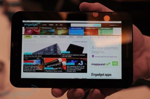 samsung galaxy tab hands on 26 500x332 - Samsung Galaxy Tab: Galeria de imagens