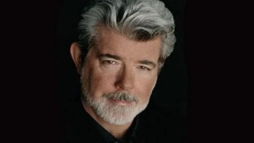 George Lucas size 598 500x281 - George Lucas quer ressuscitar digitalmente estrelas de Hollywood