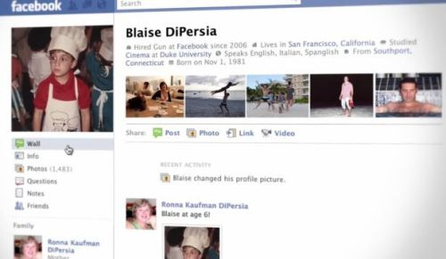 how to facebook new profile 0 500x291 - Facebook apresenta nova página de Perfil