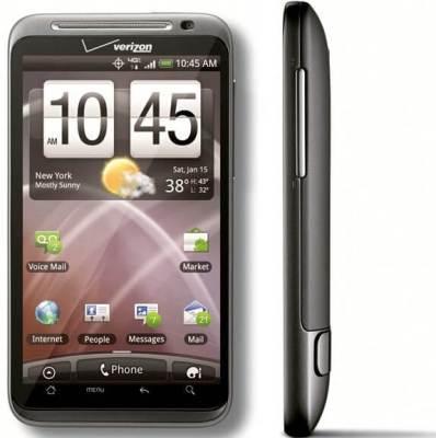 htc thunderbolt front 498x500 - HTC apresenta o novo smartphone Thunderbolt (EUA)