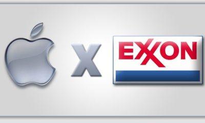 appleexxon - Apple ultrapassa a Exxonmobil em valor de mercado
